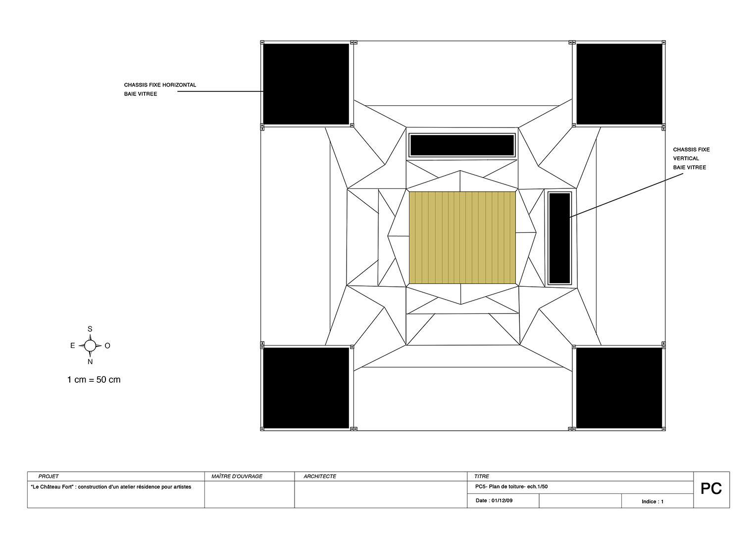 Chassis Atelier D Artiste dmgp observatory - space for the arts